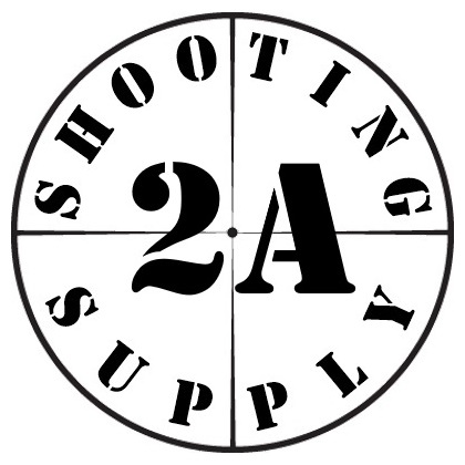 2nd Amendment Shooting Supply Logo