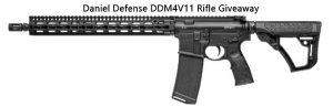 ddm4v11 rifle giveaway