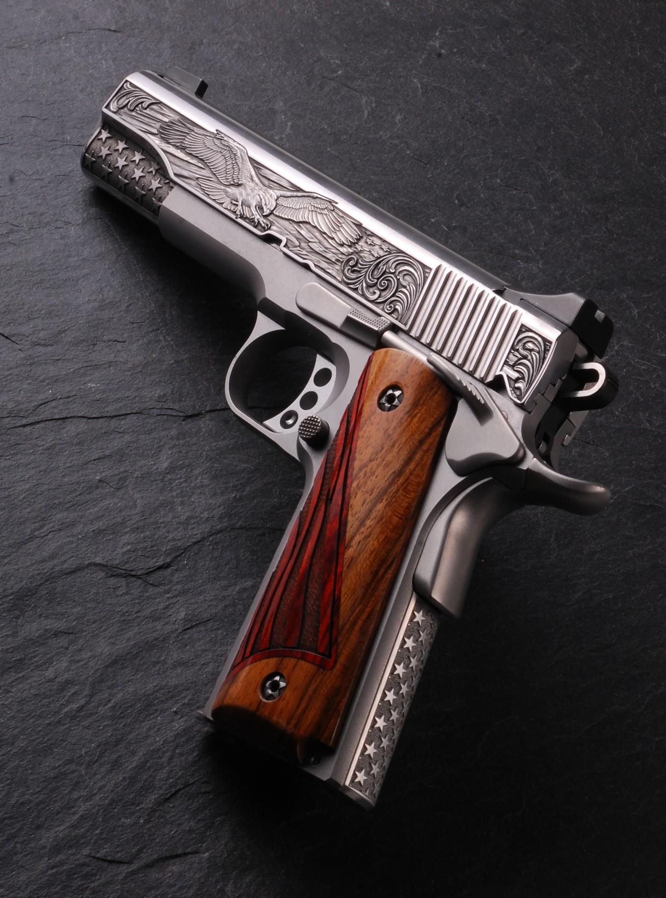 Kimber gun giveaway