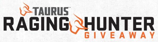 Taurus Raging Hunter  44 Mag Revolver Package Giveaway