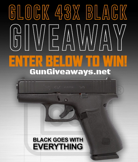 2019 Gun Giveaways & Sweepstakes