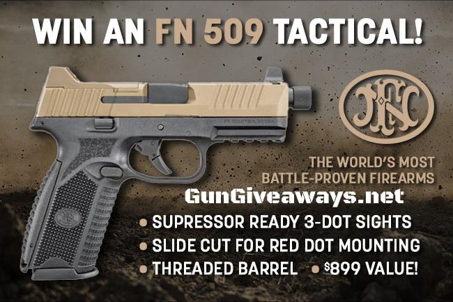 2019 Gun Giveaways & Sweepstakes