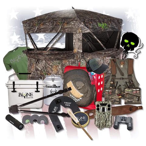 Turkey Hunting Gear Package Giveaway - Fishing Giveaway Gear